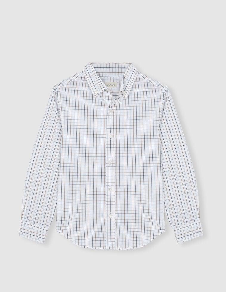 Camisa cuadritos