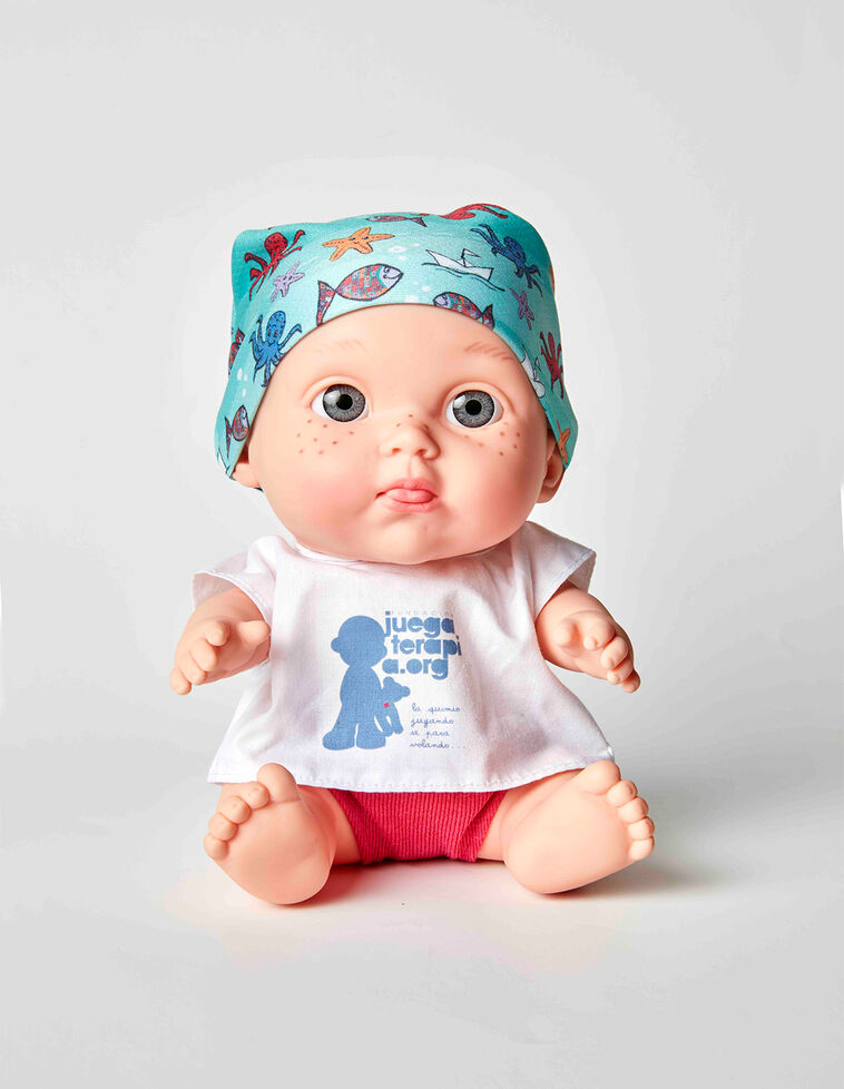 Baby pelón David Bisbal