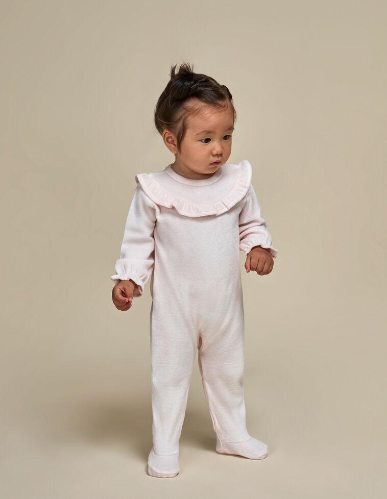 Pijama de velur